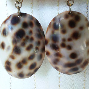 TORQUISE SHELL EARRINGS